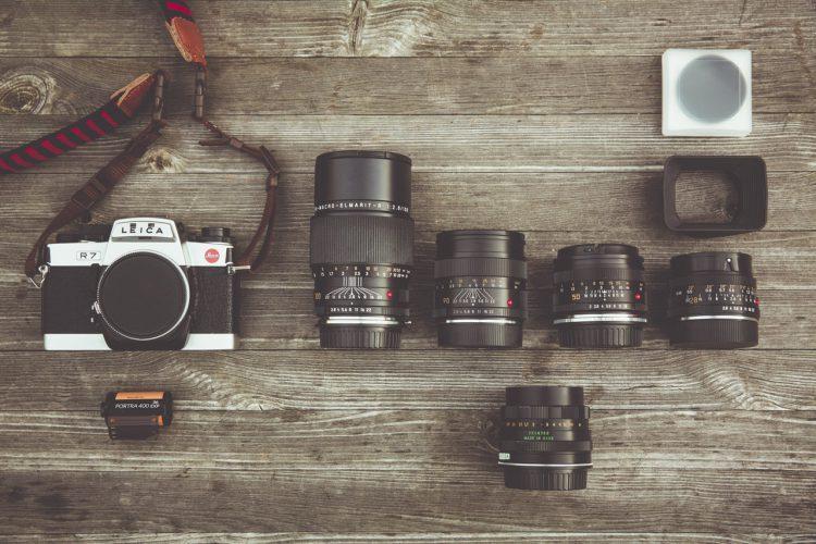 Film vs Digital camera